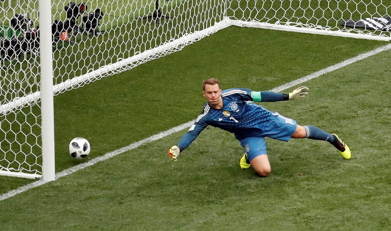 Alemania vs México: Manuel neuer nada pudo hacer. | MARCA.com