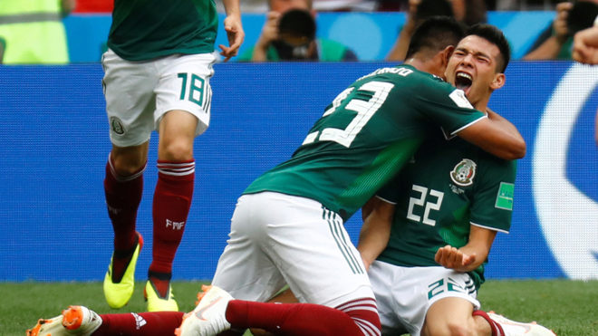 Alemania Vs Mexico Hirving Lozano Mvp Del Mexico Vs Alemania