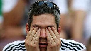 El gol de Hirving Lozano dejó 'fríos' a los teutones.