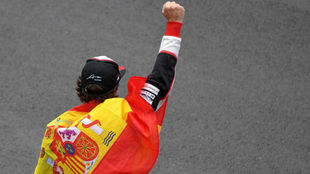 Fernando Alonso guided Toyota to a win they'd been pursuing since...