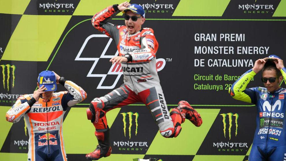 2º Triunfo consecutivo para Lorenzo
