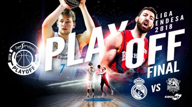 Final ACB 2018 - Horarios y televisión de la final de la Liga Endesa