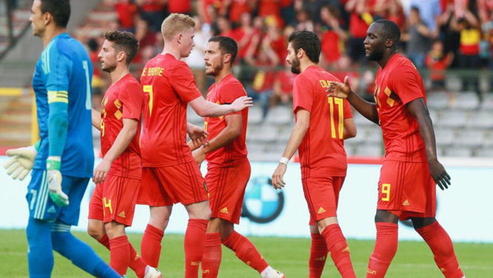 Belgica Uno De Los Candidatos A Quedarse Con El Mundial