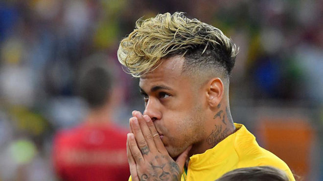 Fifa World Cup Russia 2018 Neymar Blasted On Social Media Over