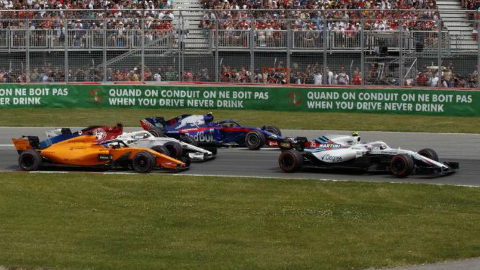 Fórmula 1: McLaren: \