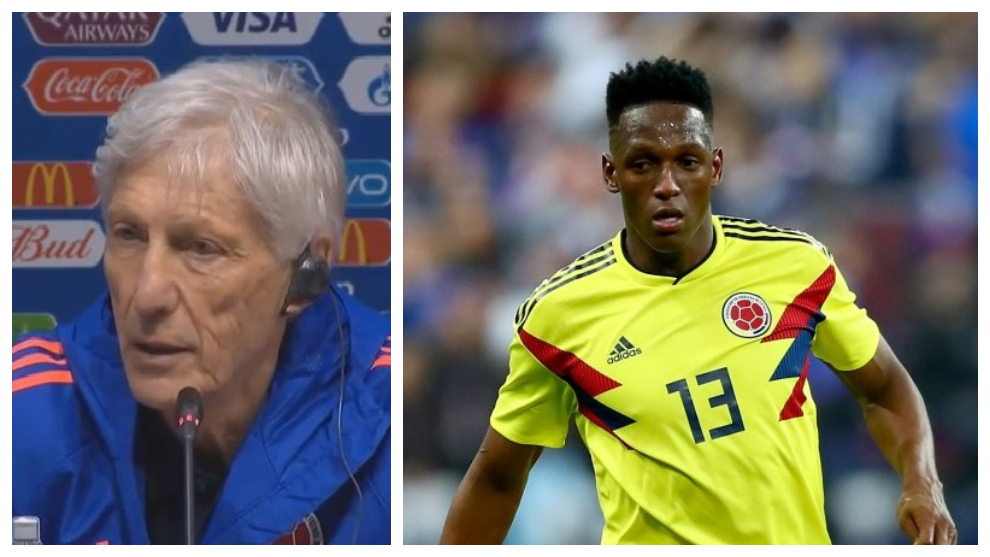 Fifa world cup russia 2018 colombia pekerman colombia have no pekerman and mina stopboris Choice Image