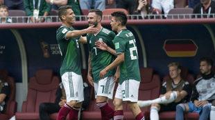Héctor Moreno, Miguel Layún e Hirving Lozano, constantes en la era...