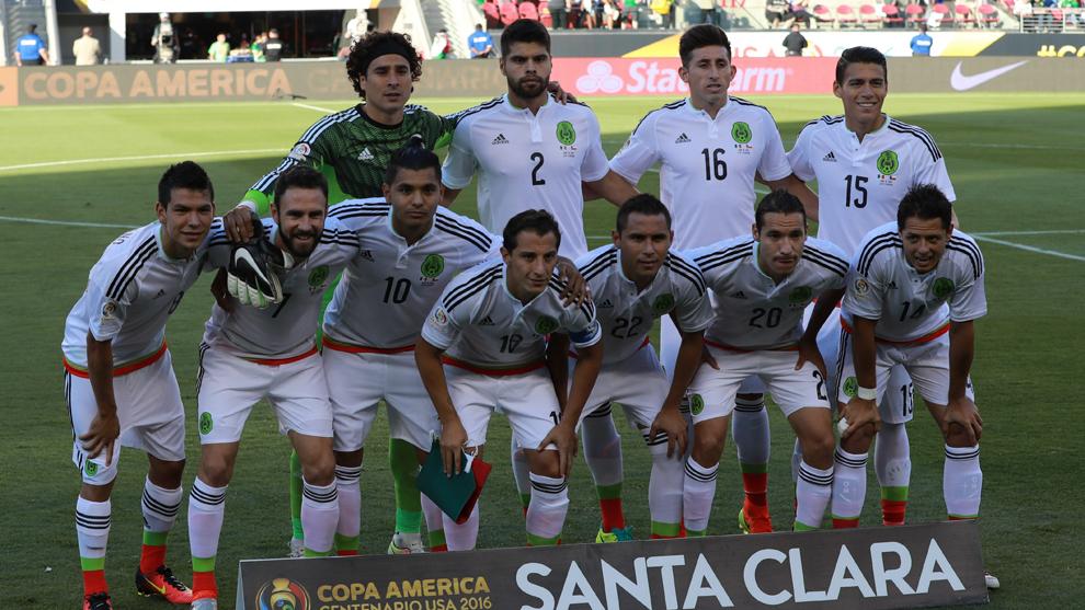 Selección Mexicana  El renacer de México tras las derrotas contra ... ed96bdd026024