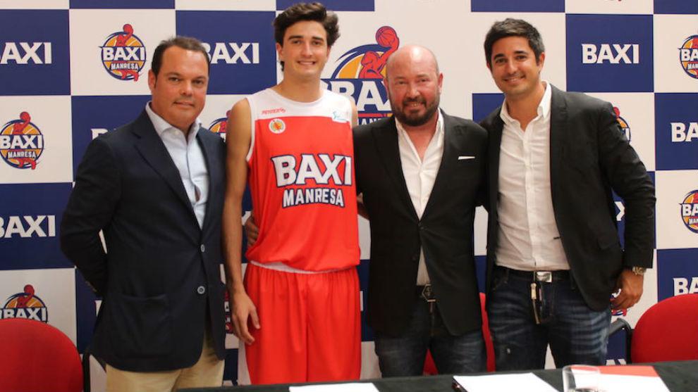Acto de presentación de BAXI como nuevo patrocinador principal del...
