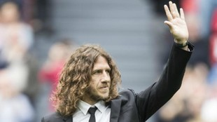 Puyol has come out in support of Gerard Pique.