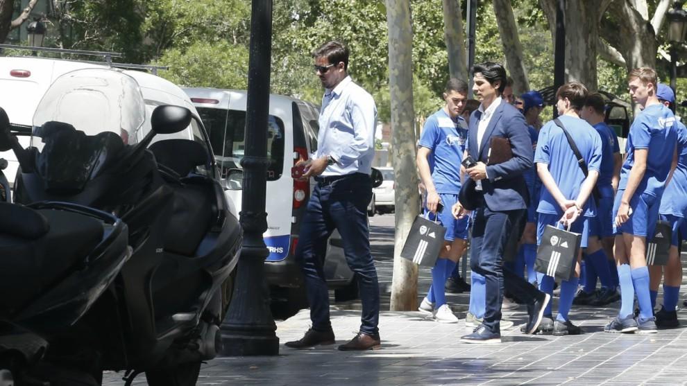 Valencia cf el alav s pide la cesi n de maksimovic for Valencia cf oficinas