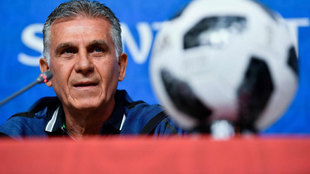 Queiroz: We don't have supermen like Spain.