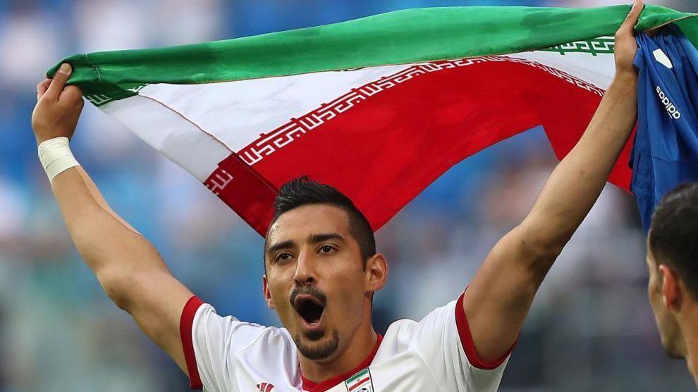Irán lidera el Grupo B del Mundial de Rusia 2018 con tres puntos.