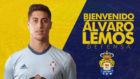 Lemos se convierte en el cuarto fichaje de Las Palmas