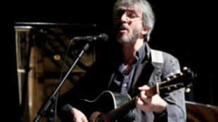 El músico Xoel López