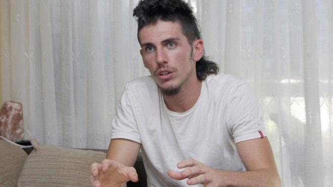 Javi Poves, en una imagen de archivo.