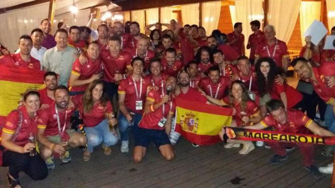 La Peña MareaRoja Fans.
