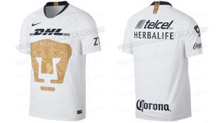 Posible camiseta de Pumas para el Apertura 2018