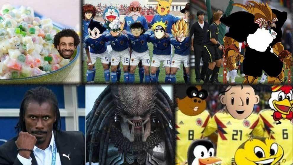Aliou Cisse, entrenador de Senegal, y las selecciones de Colombia y...
