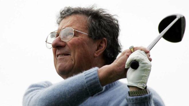 Peter Thomson, en 2004.