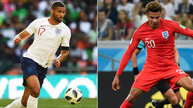 Loftus-Cheek will replace Dele Alli against Panama