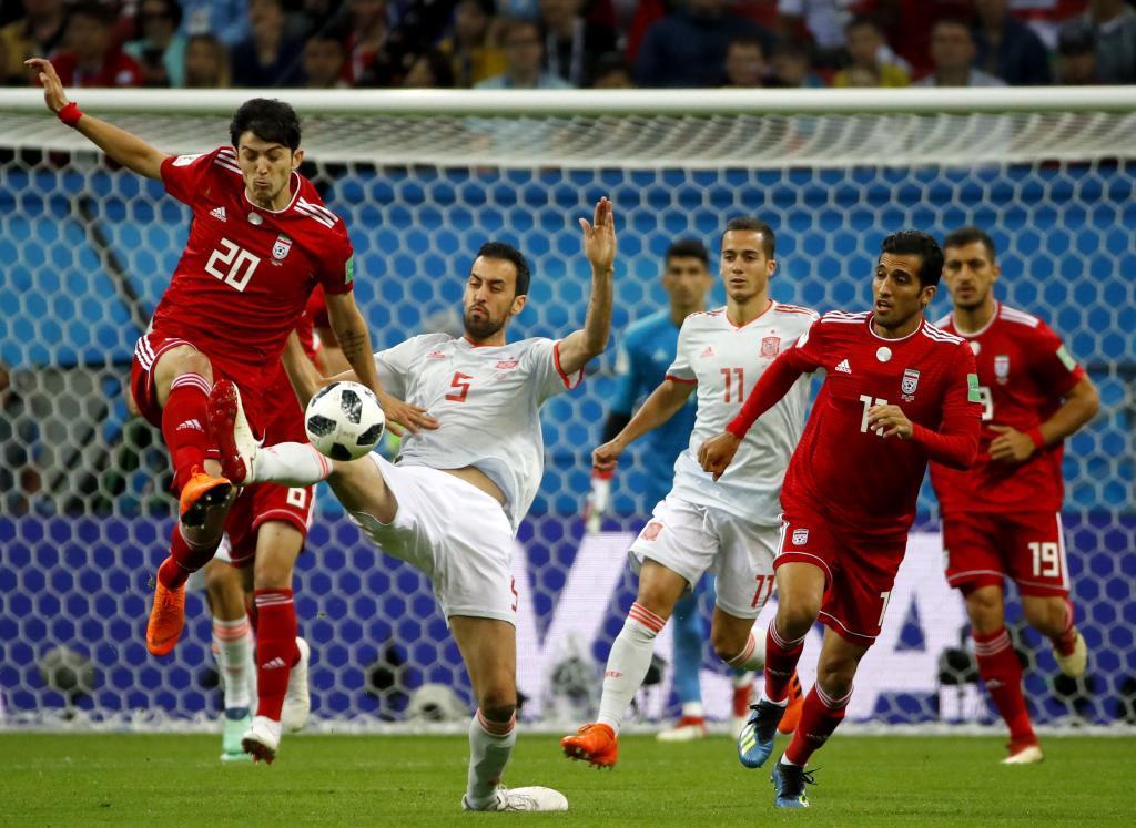 Irán vs España: resumen, resultado y gol - Mundial 2018 | Marca.com