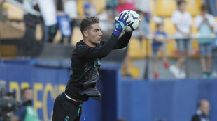 Luca Zidane is on his way out of Real Madrid
