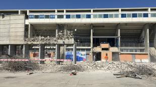 Ya se han iniciado las obras en el estadio pepinero