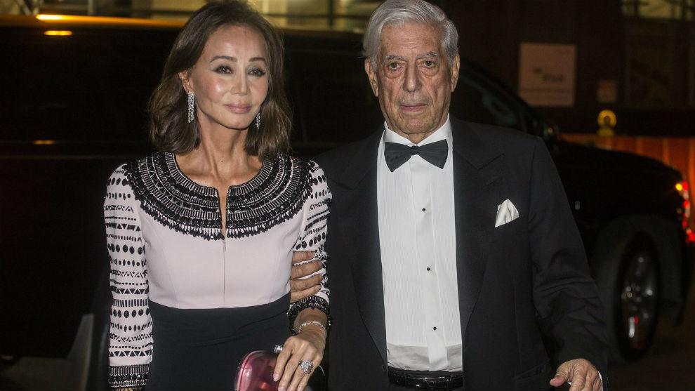 Mario Vargas Llosa, hospitalizado de urgencia