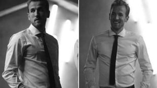 Harry Kane, the fashionable player of world football