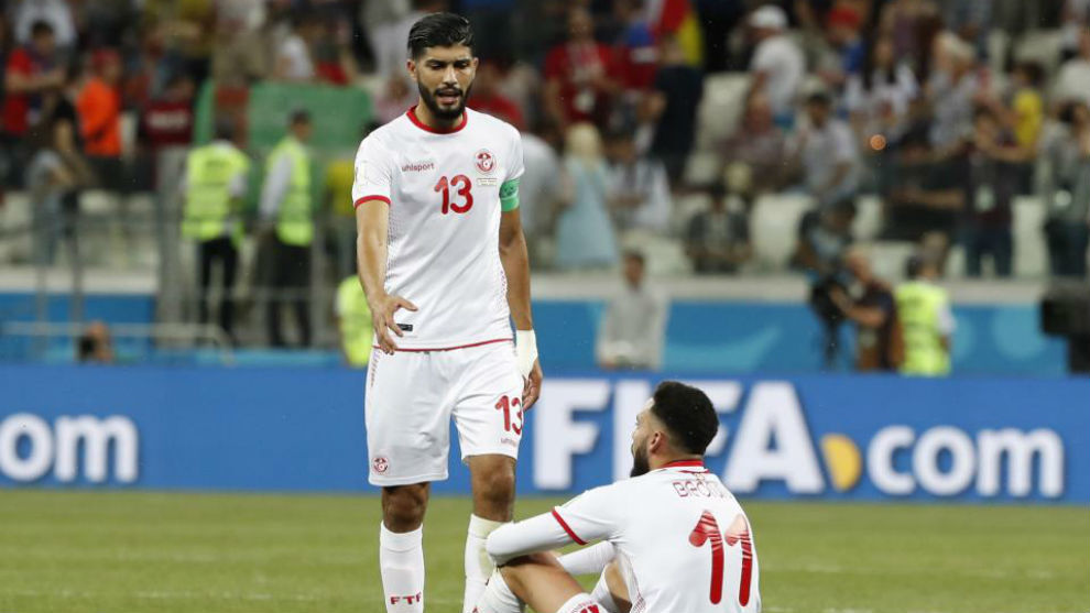 Túnez instauró el secretismo en las filas de la selección