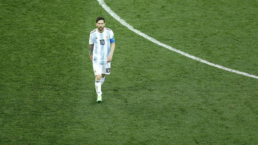 FIFA World Cup 2018: The damning stats behind Messi's