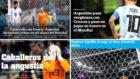Revista de prensa: Argentina 0-3 Croacia