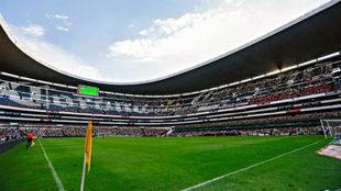 En poco tiempo, el Azteca ha sido objeto de varias remodelaciones.