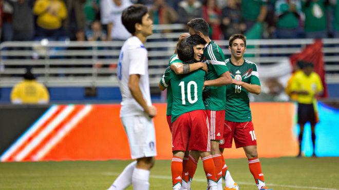 Corea vs México - Mundial 2018  Goleada de la selección mexicana a ... d7a12c6fc1a55