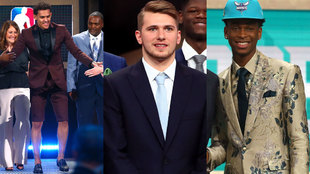 NBA Draft night is not just about basketball but also fashion with the...