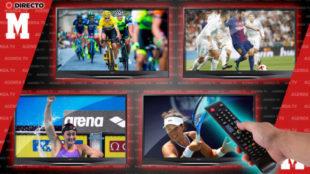 El Mundial, Ascensos a Segunda, Final Juvenil, Fórmula 1...