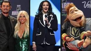 La gala de los 2018 NHL Awards tuvo como grandes protagonistas al...