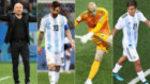 Macroencuesta: culpables, el futuro de Messi, las decisiones de Sampaoli...