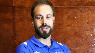 Miguel Vaquero, el nuevo entrenador del CD ILUNION.