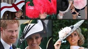 Meghan Markle, la nueva Duquesa de Sussex, destacó por su elegancia y...