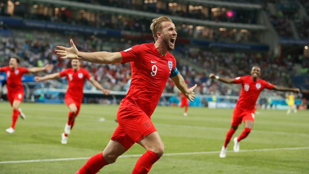 Inglaterra le pasó por encima a Panamá