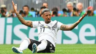 Germany's defender Jerome Boateng