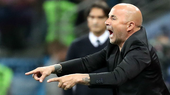 Argentina is reportedly rebelling against manager Jorge Sampaoli