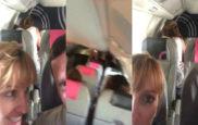 Fragmentos del vídeo compartido por Kiley Tully, la hija del...