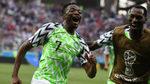 Musa, héroe de Nigeria y Argentina