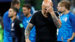 Para la afición Sampaoli tiene mucha más culpa que Messi