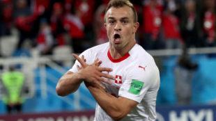 Así fue la primera remontada del Mundial: los dos goles de Suiza dejan contra las cuerdas a Serbia