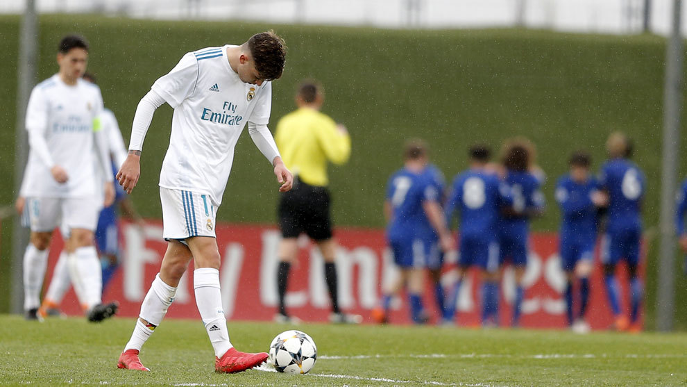 Real madrid bleacher report latest news scores stats and standings real madrid youngster gelabert suffers cruciate ligament injury stopboris Image collections
