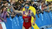 La triatleta Anna Godoy da a España su primera medalla en los Juegos